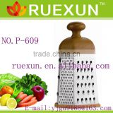 "Hot Sale 9"" stainless steel vegetable grater, vegetable manual grater"