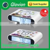 Novelty Reversal alarm clock Digital clock Bedside clock