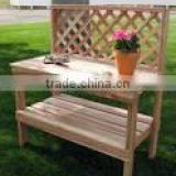 BEST PRICE - garden supplies, accessories - Potting table - Beautiful Finish - Good Price - made in vietnam