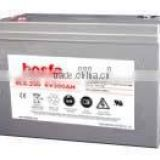 12v ups battery rechargeable battery inverter 6v220ah deep cycle battery in china mainland