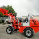 china mini wheel loader/mini 4WDloaders with ce for sale