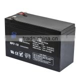 Battery for Electric motorcycles Battery Pack with 24V7Ah maintenace free rechargeable battery for motorcycle/scooter