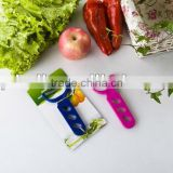 2016 Top quality stainless steel vegetable peeler for promotion