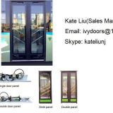 Pneumatic inswing bus door mechanism(Single panel and double panels)