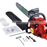 2015 Chinese professional 60cc chainsaws gasoline chainsaw 6500