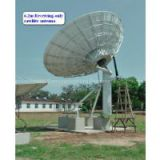 6.0M TVRO satellite antenna