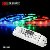 DC12-24V 3 channels RGB dmx512 to pwm decoder led DMX512 controller