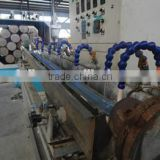 Weifang plastic extruder/PVC pipe extrusion machine/pipe extrusion line