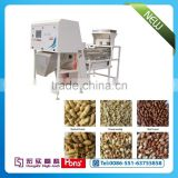 Plastic scrap sorting machine