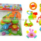 Baby Rattle Toys Teether