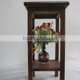 ModernHotsale new kind decorative wooden flower shelf