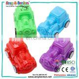 Kids funny small plastic pull back train toys for sale