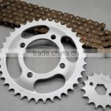 INQUIRY ABOUT High Quality Motorcycle Chain Kit