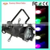 Theater TV Photography Studios DMX512 4in1 RGBW 200w COB LED Profile Image Light