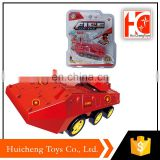 wholesale alibaba 1:64 Alloy slide fire armored car die cast car model for kids
