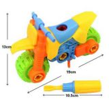 Newest Hot Sale DIY Motorcycle Toy for Children