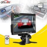Wholesale Auto Electronics Car Rearview Parking TFT LCD Monitor 7 Inch Monitor With AV Input