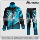 Polyester,Spandex Material and S,L,M,XL Size Jogging Training Tracksuit