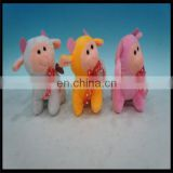 2015 Little Soft plush Goat Toys