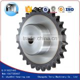 Professional Chain Sprocket w hub 08B-20T manufacturer