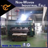 Fire Resistant PPS Non-Woven Industrial Felt
