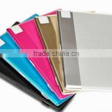Shenzhen Mobile Power Supply Super Slim Credit Card Power Bank 1500mah
