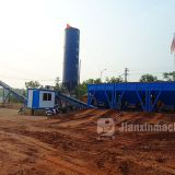 WBZ300 stabilized soil mixing plant