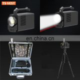 Brightest Handheld Spotlight Video Camera Waterproof 36V High Power LED Searchlight