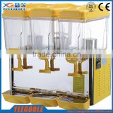 3 tanks Electric Cold Fruit Juice Dispenser for Sale