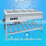 Stainless steel Big Food 4 1/1 Pans Food Warmer Hot Bain Marie(ZQW-4C)