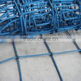 children outdoor playground outdoor climbing braided rope nets