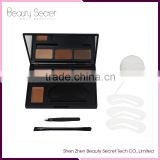 High quality eyebrow powder in Makeup Brushes eyebrow powder palette