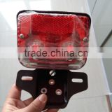 Motorcycle Classic Rear Lamp Tail Light with Bracket