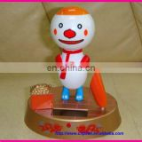 Snowman Flip Flap Solar Powered Moving * New *