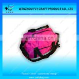 Customized wholesale waterproof duffel bags for sports and gym