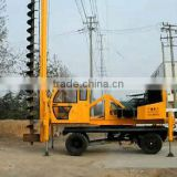 China's best-selling HSD15/ small piling machine with cheap price