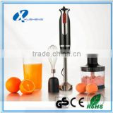 mini manual hand operated stick blender