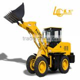 2.5t shandong front end loader from china, weichai diesel engine significant energy saving