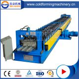 CE Standard PPGI Steel Ridge Cap Roll Forming Machine