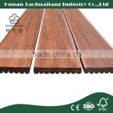 Anti-abrasive Solid Outdoor Bamboo Density Floor