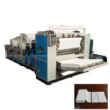 V folding automatic hand paper towel making machine
