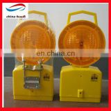 yellow led flashing warning light/road construction warning light
