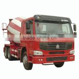 mobile cement mixer truck for sale