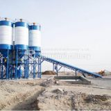 Summary of technical description of concrete mixing plant in Zhengzhou Jianxin