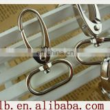 2013 hot sale wholesale silver/brass/gold stainless steel safety hook snaps
