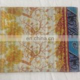 Recycle vintage kantha quilt authntic kantha