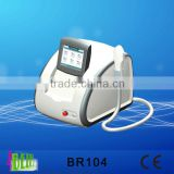 Pigmented Hair BR104 Professional Hair Removal Diode Laser Lady / Girl Rf E-light Ipl Hair Removal Machine