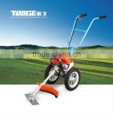 Brush machine price hand power grass cutter china