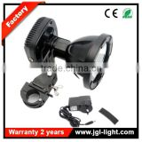 High power CREE T6 10w best scope mounted spotlight for hunting T61LED-G Rechargeable gun shooting hunting spotlight