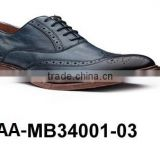 Genuine Leather Men's Dress Shoe - AA-MB34001-03